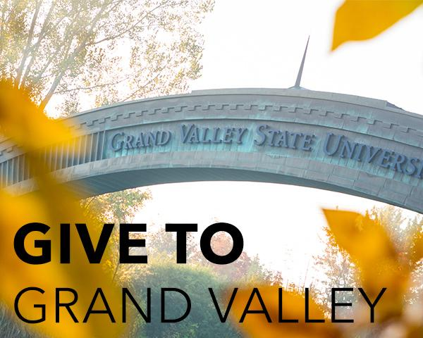Give to Grand Valley